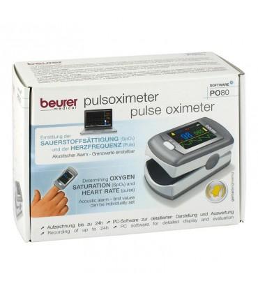 پالس اکسیمتر بیورر مدل PO80