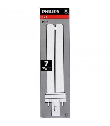 لامپ یو وی سی فیلیپس مدل 7 وات دو پین